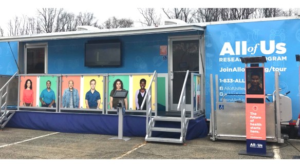 all of us mobile unit