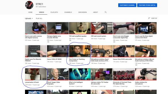 videos STRC