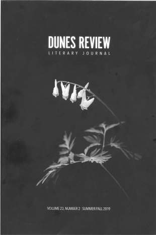 Front cover for Dunes Review