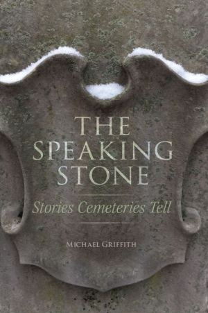 book cover for the speaking stone