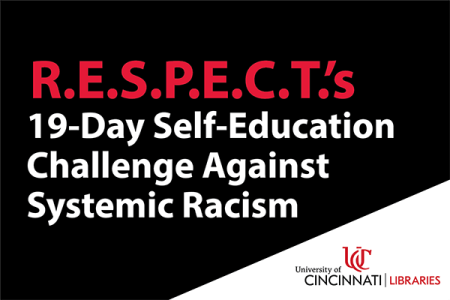 respect's 19-day self-education challenge against systemic racism