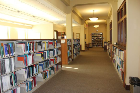 colleage of engineering and applied science library