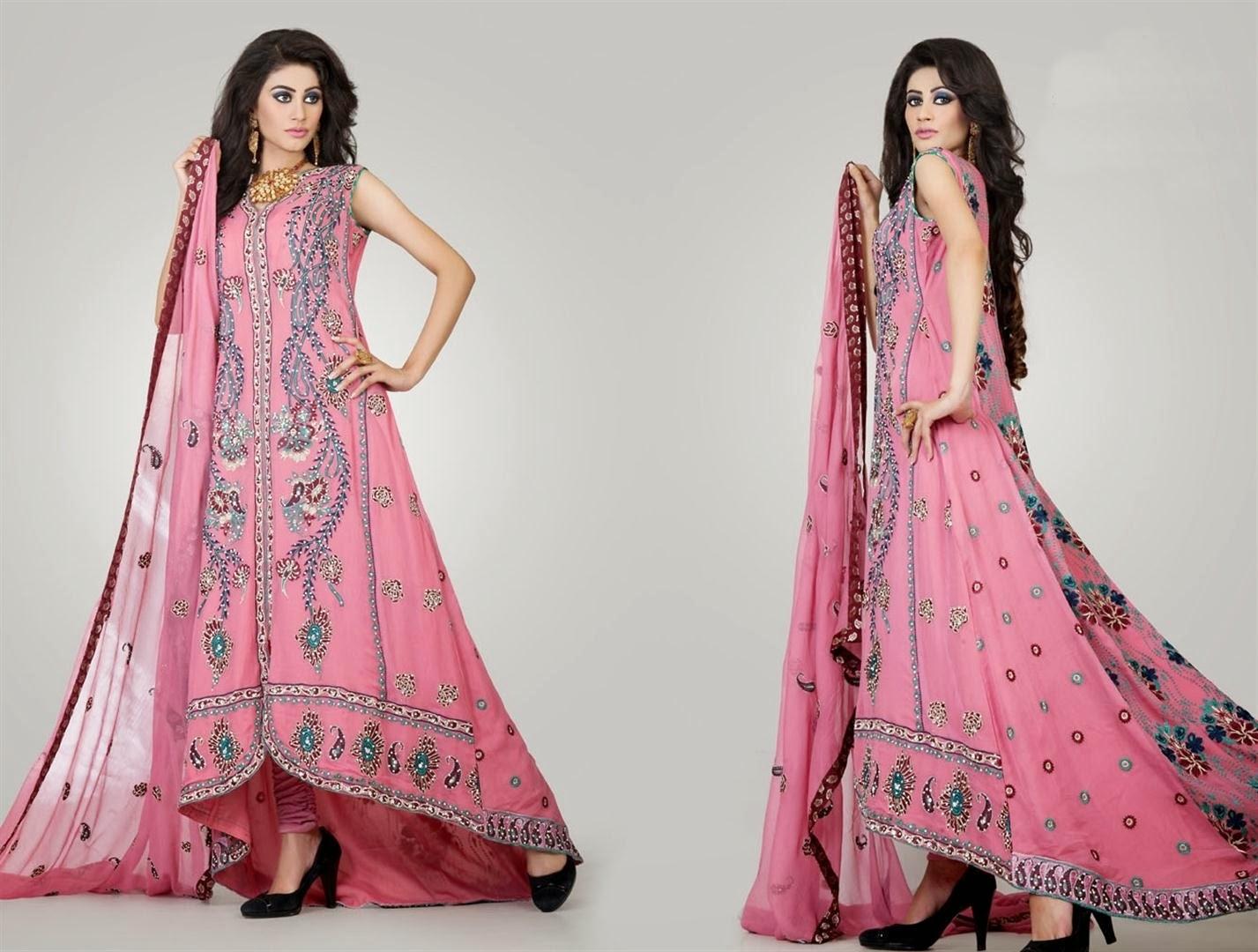 Collection Of Pakistani Designer Dresses 2017