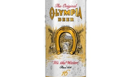 Image of Olympia Beer Can from False Advertising Complaint