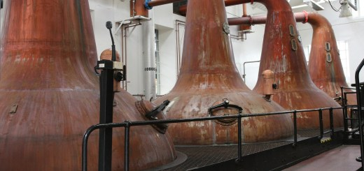 Distillery pots changes to distilled spirits labeling practices