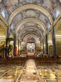 Saint John's Co-Cathedral Valletta Malta