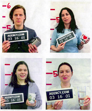 Mug Shots from the Mug Convention