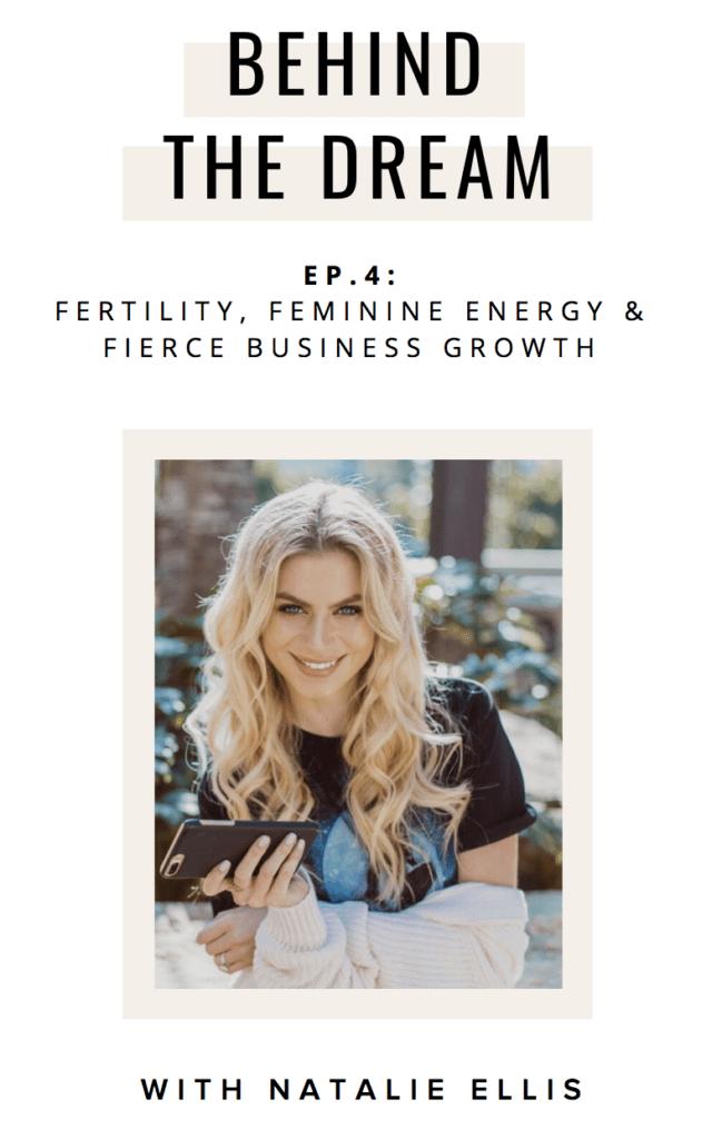 Boss Babe: Fertility. Feminine Energy & Fierce Business Growth
