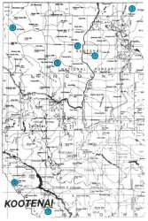 forest lookout service map cabin national kootenai tower locations cabins rentable 41k showing areaattractions libbymt office