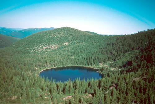 Cabinet Mountain Wilderness Area Libby Montana
