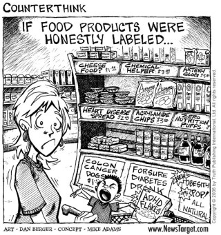 Food labels
