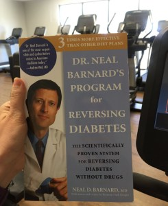Dr. Barnard's Program for Reversing Diabetes