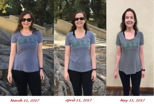 How I lost 25 pounds by eating a vegan diet