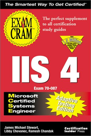IIS 4 Book Cover