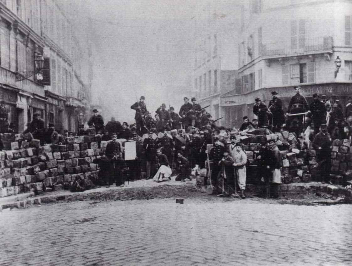 Reddebrek's Bowl Of Saccharine Grumblings 1871 The Paris