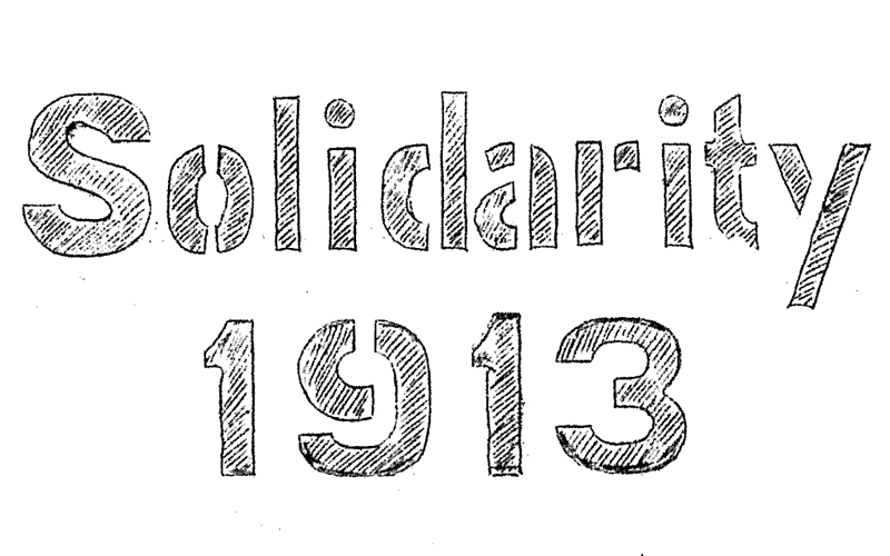 Solidarity for workers' power #2.01