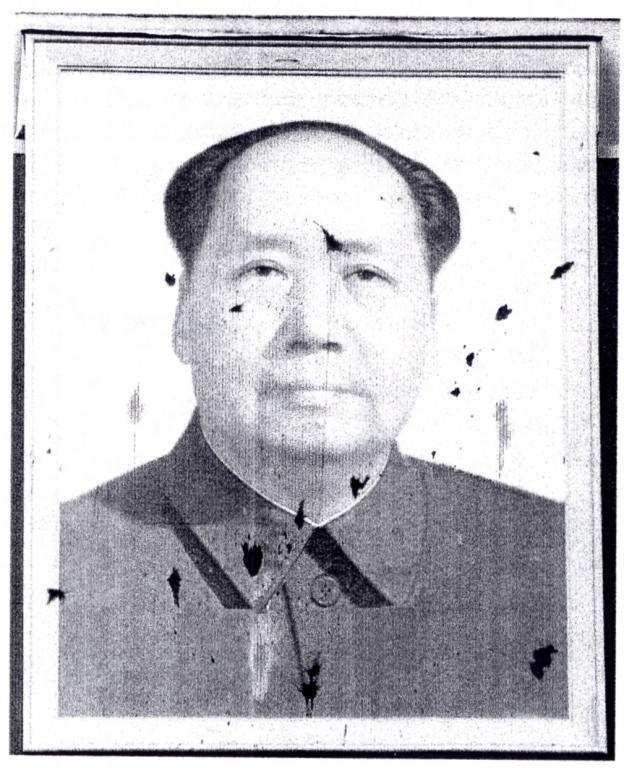 Tianmen Mao portrait