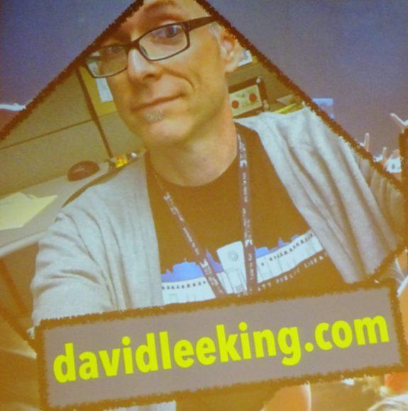 David Lee King