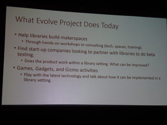 Evolve Project
