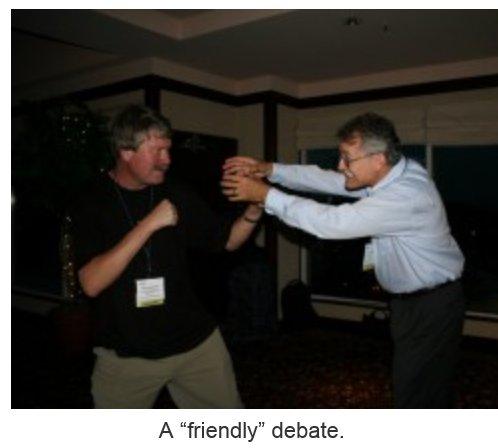 Friendly-Debate