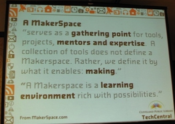 Makerspace Definition
