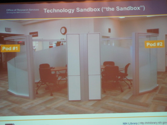 "Technology ""Sandbox"""