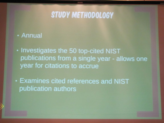 Annual Collection Study Methodology