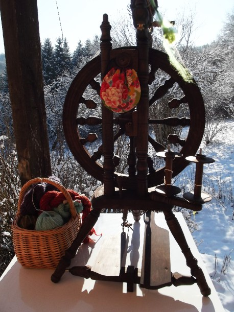 rouet-neige