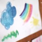 Rainbow-Libelul