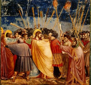 6. Iuda - Bacio Giotto