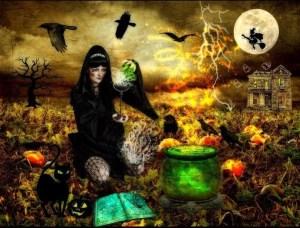 Vrăjitoare - Gothic Fairy