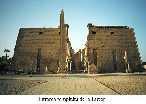 10.6.4.01 Intrarea templului de la Luxor
