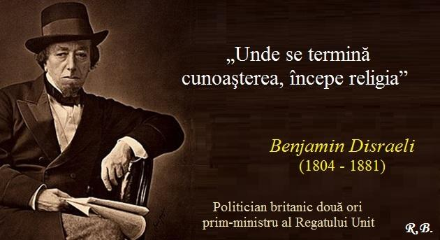 A.11.10.01 Benjamin Disraeli (1804 - 1881)