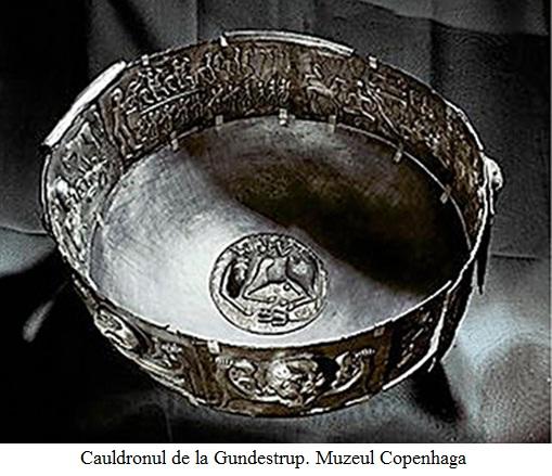17.2.4.01 Cauldronul de la Gundestrup; Muzeul din Copenhaga