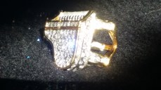 Liberace Jewels Museum Reproduction Piano Ring