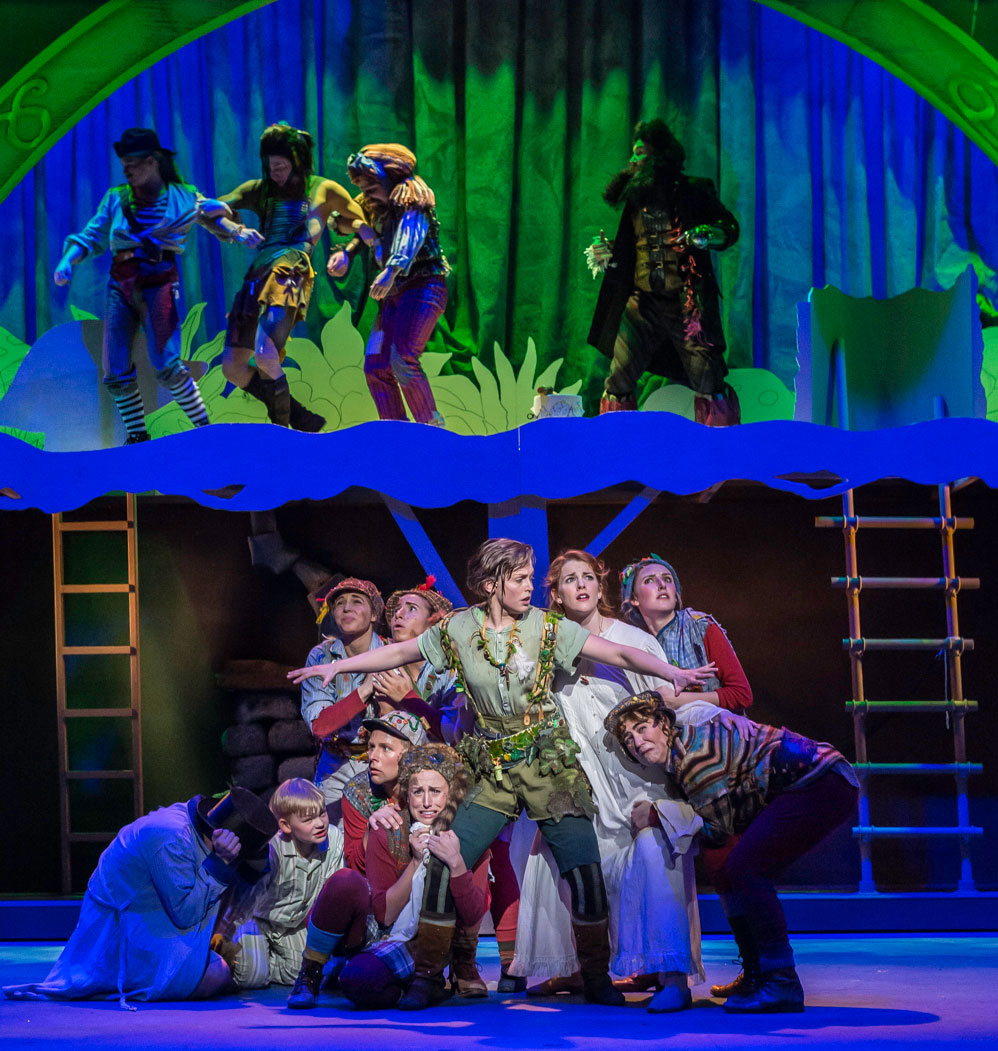 Peter Pan  Department of Theatre Dance and Motion