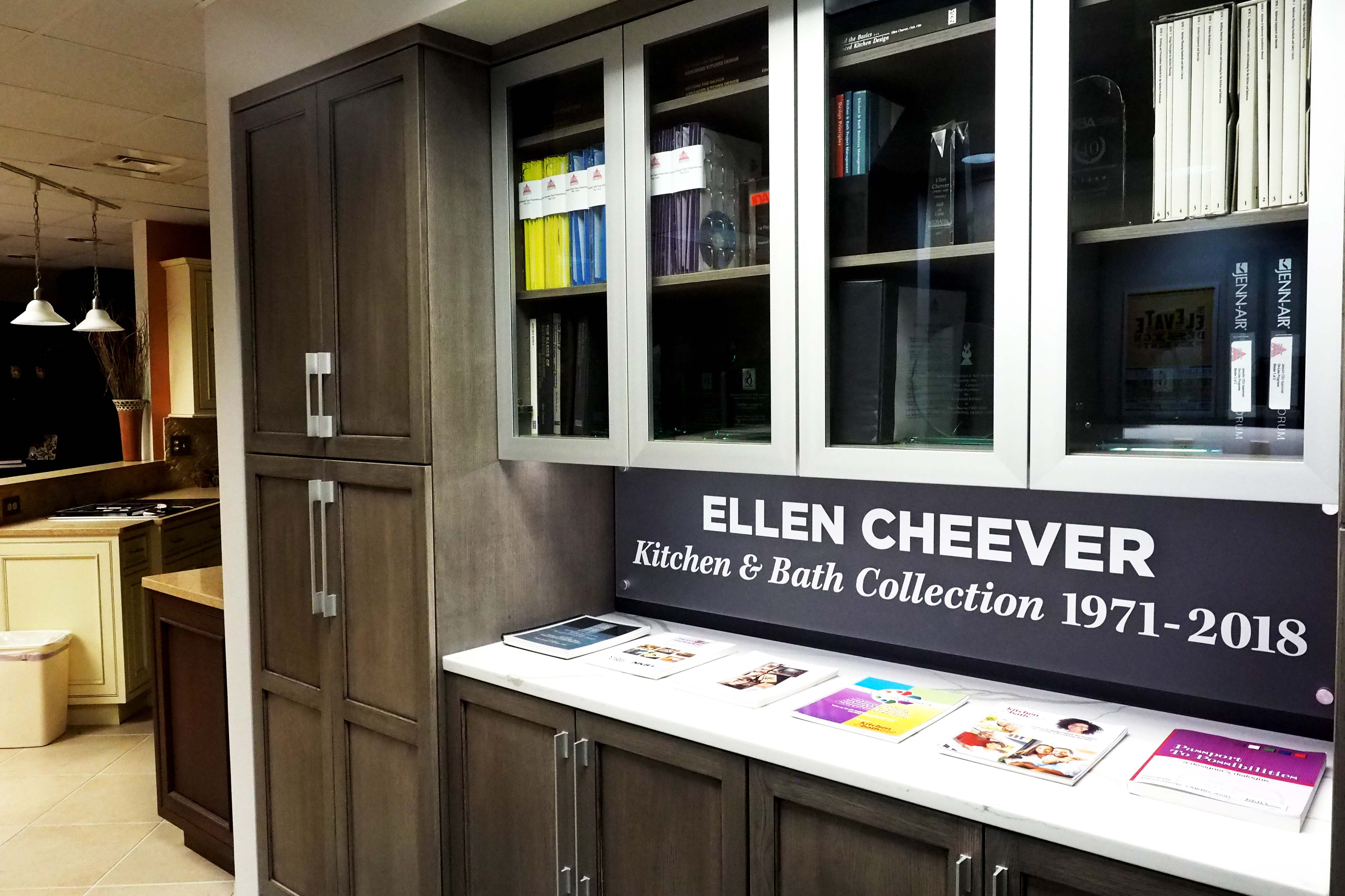 Ellen Cheever Kitchen and Bath Collection 19712018
