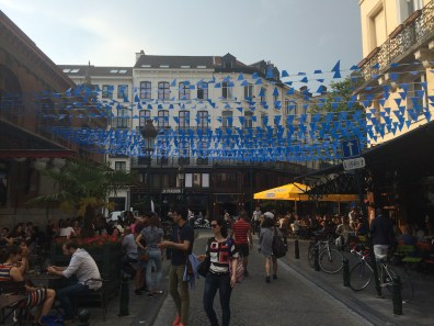 Bars & Streets