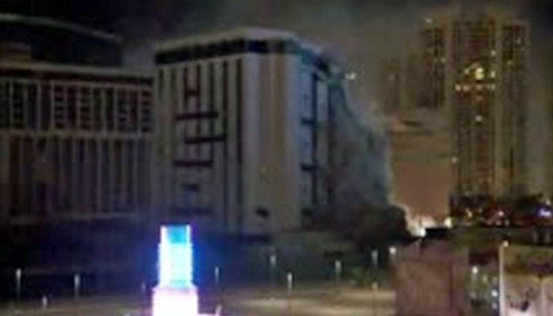 BREAKING! The Rivera Hotel Hit By Terrorists this afternoon