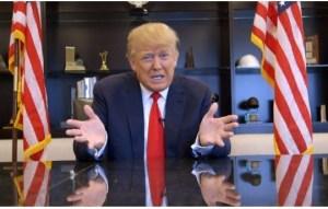 trump us presidency