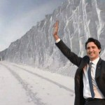 Canada Declares National Emergency, Builds Solid Wall of Snow To Keep Americans Out