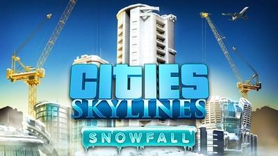 Cities Skylines - December Games