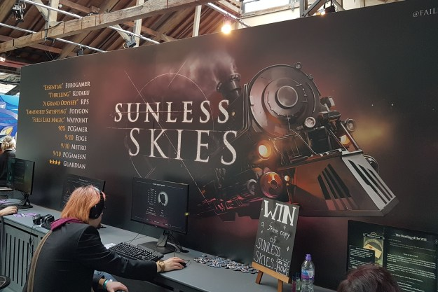 Sunless Skies - EGX Rezzed