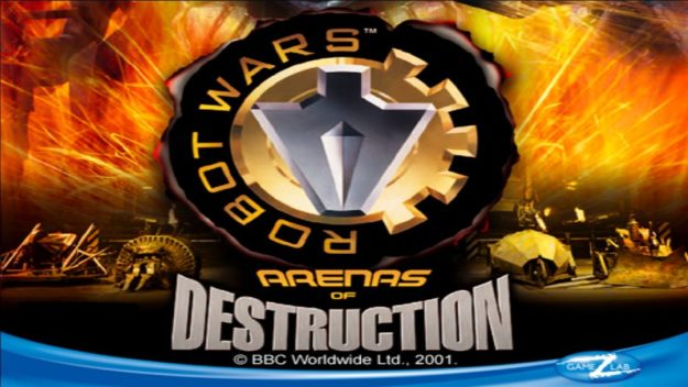 Robot Wars Arenas of Destruction