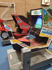 Outrun & Space Harrier sit down cabs - NERG