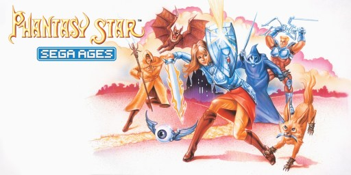 Phantasy Star - Switch