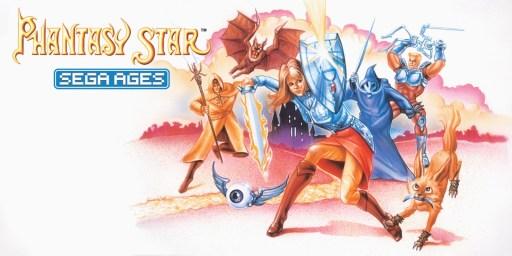 Phantasy Star - Switch