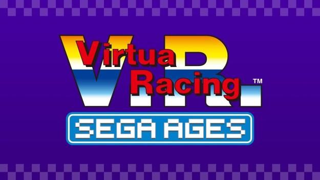 Virtua Racing - SEGA Ages