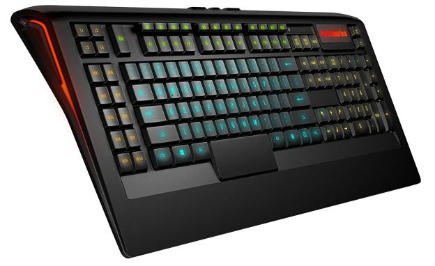Steel Series Apex 350 - Typing Games