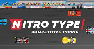 Nitro Type - Typing Games